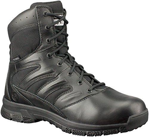 """Original S.W.A.T. Force 8"""" Waterproof en, Chaussures de Travail Homme Noir"""