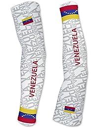 Venezuela ScudoPro Manguitos de Compresion con proteccion UV - Caminar - Ciclismo - Correr - Golf