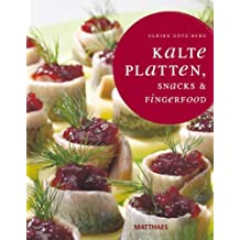 Kalte Platten, Snacks & Fingerfood