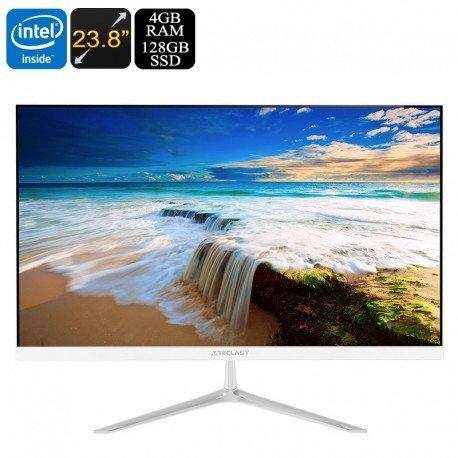 Teclast x 24Luft All-in-One PC-23,8Zoll HD-Display komplett Intel Celeron n3160CPU, INTEL HD Graphics -