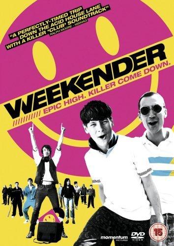 Weekender [Region 2] by Zawe Ashton