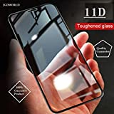 JGDWORLD HD crystal Clear full glue edge to edge Tempered glass Screen protector for Samsung Galaxy M20