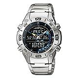 CASIO Collection AMW-703D-1AV Fishing Gear Analog Digital Men's Watch