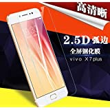Vivo X7 Plus Tempered Glass, Original Ziaon 2.5D 9H Pro+ Tempered Glass Clear Screen Protector with Oleophobic Coating for Vivo X7 Plus