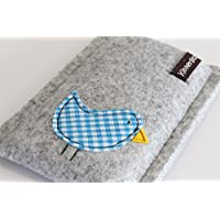 Handytasche -Handyhülle- Huawei P10 lite -aus hochwertigem Wollfilz- Schutz vor Kratzern & Schmutz