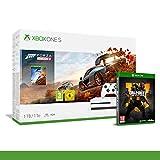Xbox One S 1TB + Forza Horizon 4 + 14gg Xbox Live Gold + 1 Mese Gamepass [Bundle] + Call of Duty Black Ops IIII