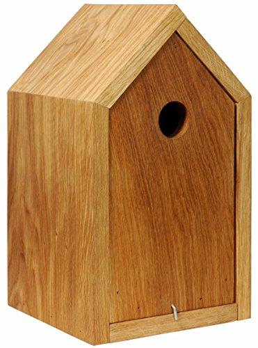 luxus-vogelhaus-46760e-designer-nistkasten-fuer-voegel-aus-holz-eiche-massivholz-fuer-garten-balkon-mit-spitzdach-farbe-natur-nisthilfe-vogelhaus-3