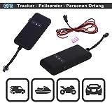 GPS Locator Motorrad Anti Diebstahl SMS Fahrzeug Überwachung Ortung Tracker Diebstahl Schutz System mit GPRS Sender Peilsender …