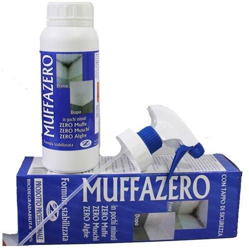 Muffazero Rimuovi muffa 250 ml