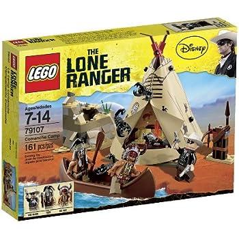 LEGO The Lone Ranger 79107 - Accampamento Comanche