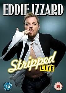 Eddie Izzard Live: Stripped [DVD] [2009]