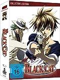 Black Cat - Gesamtausgabe - [DVD]