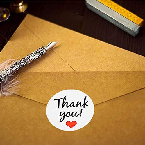 ebe Herz Aufkleber Hochzeit Gunsten Geschenk Label Thema Klebepapier Aufkleber Dekor Diy Scrapbooking Briefpapier Aufkleber ()