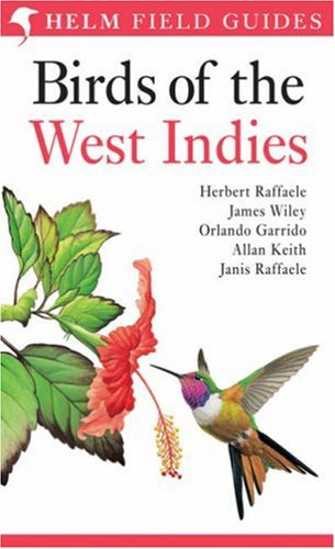 Birds of the West Indies (Helm Field Guides)
