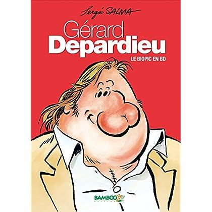 Gérard Depardieu - Le biopic en BD