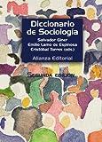 Diccionario de Sociología (Alianza Diccionarios (Ad))