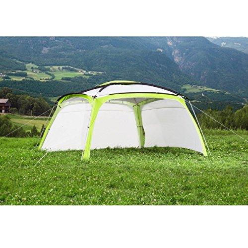 Brunner Campingbedarf Seitenwand Set-Pavillon Medusa II 400, 37182