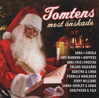 CD SCHWEDISCH - Tomtens Mest Önskade (Weihnachten)