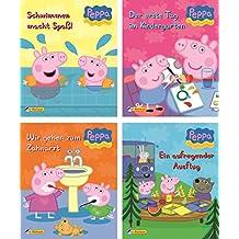 4er Peppa 1-4 (Nelson Mini-Bücher)