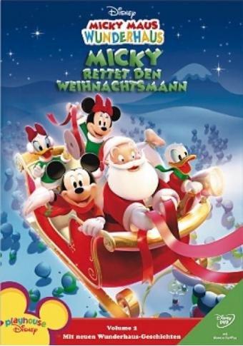 Vol. 2 - Micky rettet den Weihnachtsmann