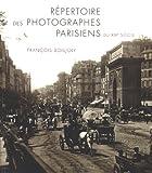 Répertoire des photographes parisiens du XIXe siècle