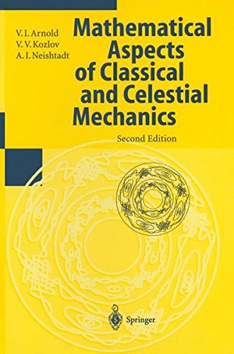 Dynamical Systems: Mathematical Aspects of Classical and Celestial Mechanics: v. 3 (Encyclopaedia of Mathematical Sciences) par V.I. Arnol'd