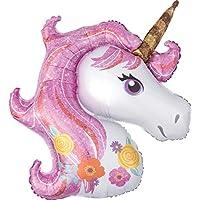 Amscan International 3727301 Magical Unicorn Foil Balloon
