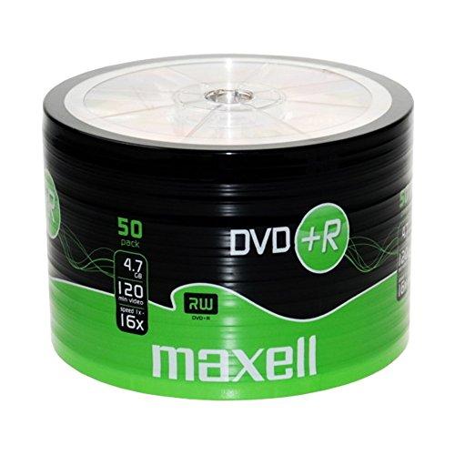 Maxell DVD+R 4.7 GB 16X 120 Min ...