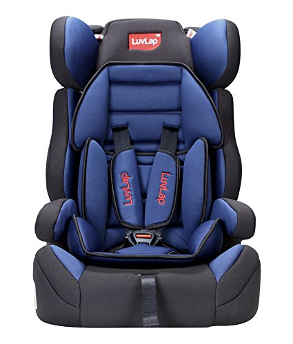 Luv Lap Comfy Baby Car Seat (Blue)