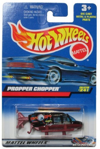 hot-wheels-2000-241-propper-chopper-with-red-banner-on-card-by-hot-wheels