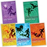 Ali Sparkes Shapeshifter Collection 5 Books Set Pack RRP : £ 29.95 (Finding the Fox, Running the Risk, Going to Ground, Dowsing the Dead, Stirring the Storm) (Ali Sparkes Collection)