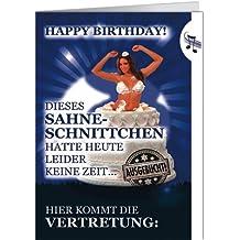 Geburtstagskarte manner