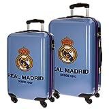 Real Madrid One Color Club Kindergepäck, 67 cm, 86 liters, Violett (Morado)