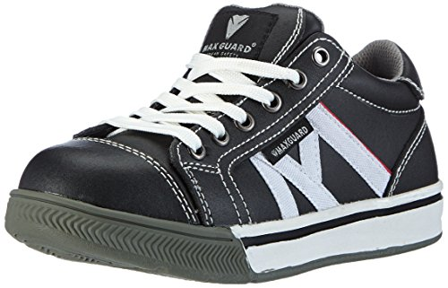 Maxguard Shadow S035, Chaussures de sécurité Mixte adulte - Noir (Schwarz), 42 EU
