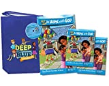 Deep Blue One Room Sunday School Kit Fall 2018: Ages 3-12