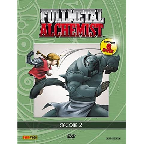 Fullmetal Alchemist - Stagione 02