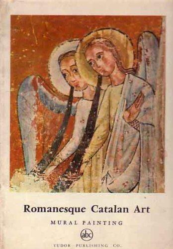 Romanesque Catalan Art. Mural Painting. por J. Gudiol Ricart