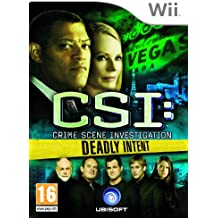 CSI: Crime Scene Investigation - Deadly Intent (Wii) [import anglais]