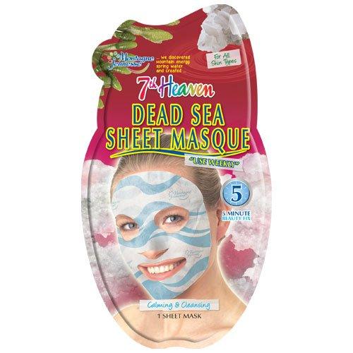 Masque Visage Tissu Mer Morte - Montagne Jeunesse