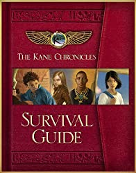 The Kane Chronicles Survival Guide.