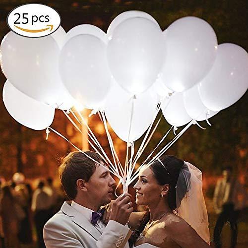 Papier Fans Weiß Faltfächer Papierfächer Herz geformter Kunststoff Griff für Hochzeit Party und Home Dekoration, für Mädchen Frauen, 20 Stück