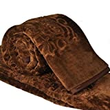 Cloth Fusion Single Bed Chocolate Brown ...