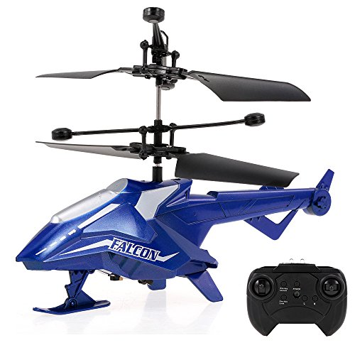 Goolsky Infrared Remote Control CX118 2CH RC Helicopter Toy with Gyro for Beginners Game Children's Toys