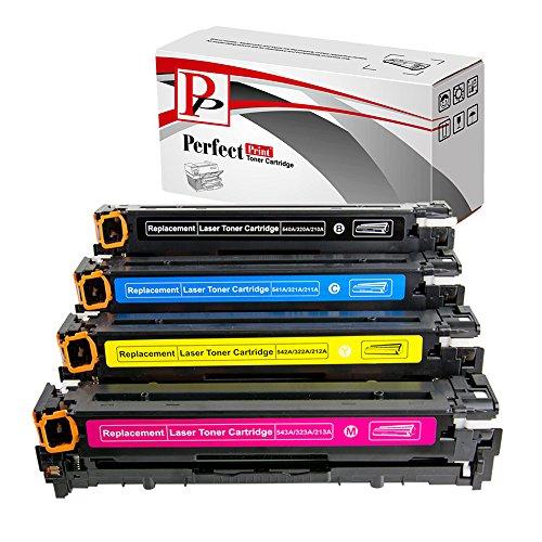 PerfectPrint Kompatible Tonerkartusche Ersatz für HP Farbe Laserjet CP-1210CP-12151215N 1217151015141514N 1515N 15181518NI...