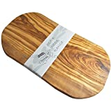 Olive Wood Chopping Board/Cheese Board Size: 45cm