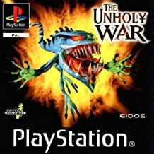 Third Party - The Unholy War Occasion [ PS1 ] - 5032921005050