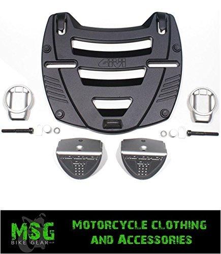 Givi/ /Kit Complet pour FL Bretelles de Noir /Plaques en Aluminium M35/ 40