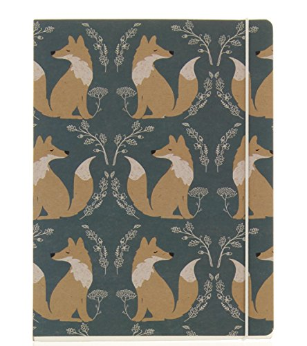 For Sale Woodland Trust Fox A5 Notebook on Amazon