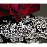 5000pz diamante- 4,5mm matrimonio wedding decorazione tavolo cristalli coriandoli punti