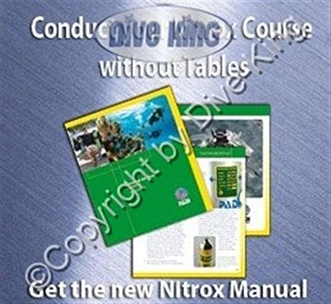 PADI Manual 2012 - Enriched Air Diver - Computer Version - 70470G - (Nitrox Tabelle)